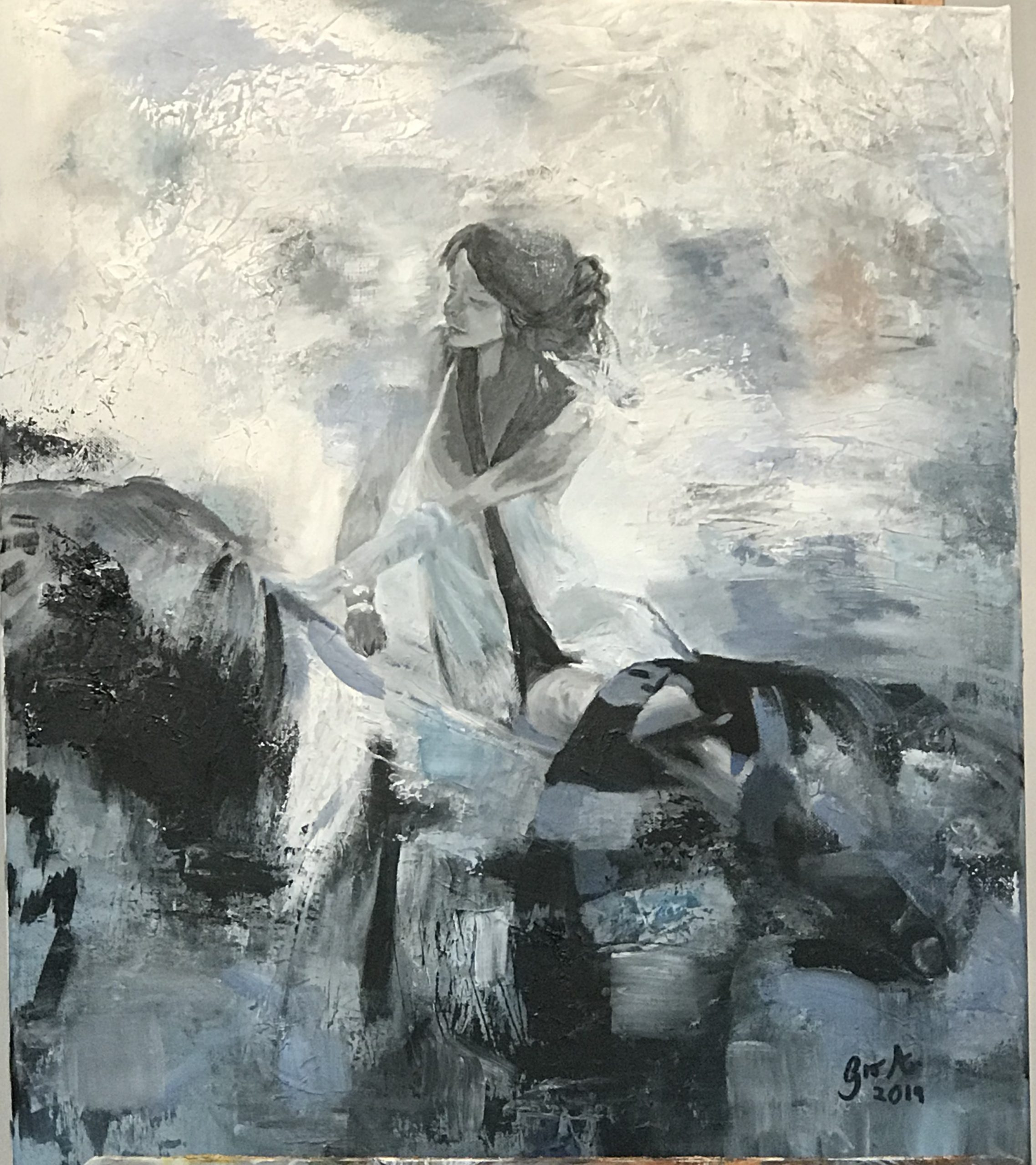 Gro Astrid Hetty - figurativ