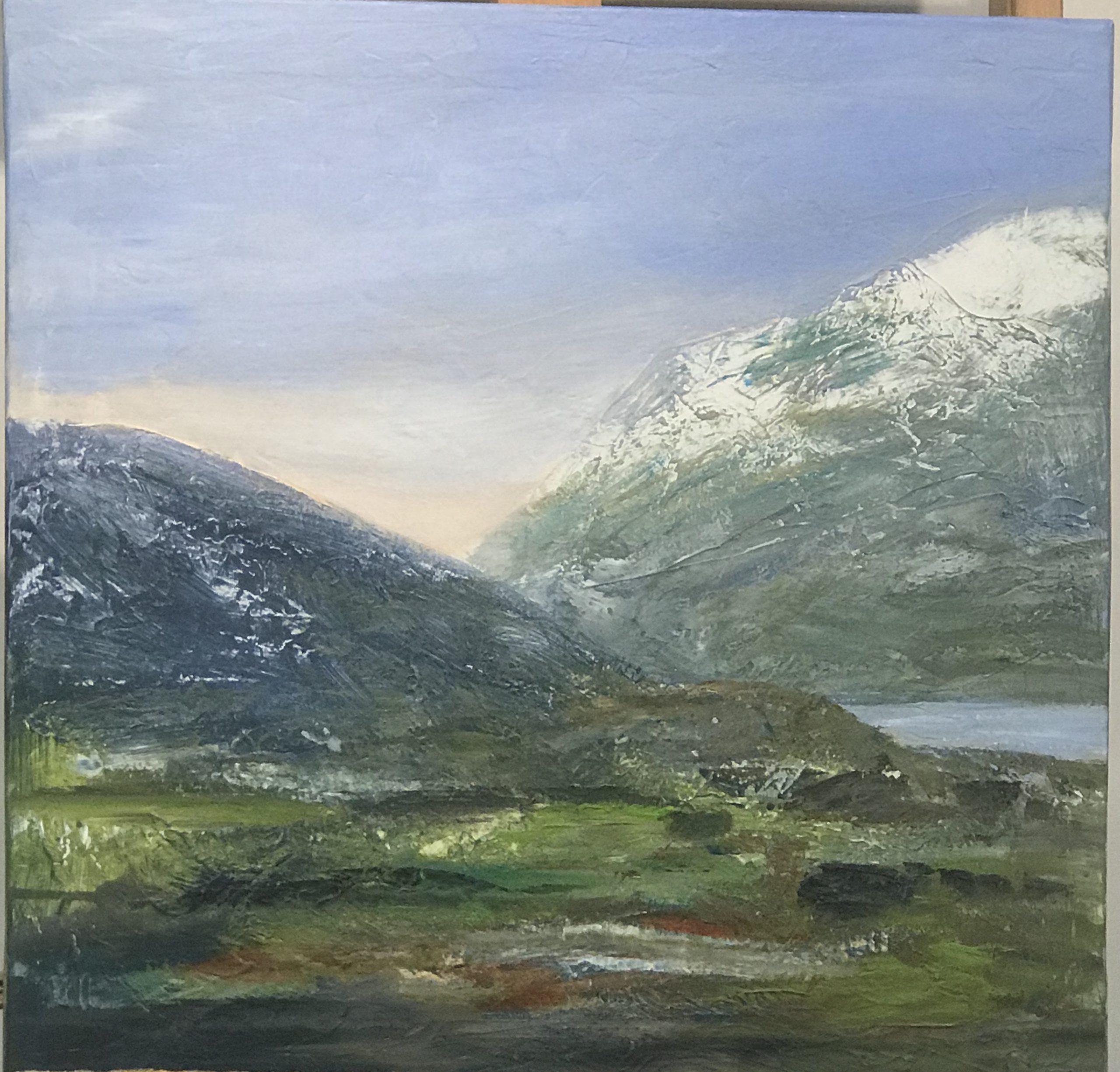 Sissel Wam Nilsen - Landskap