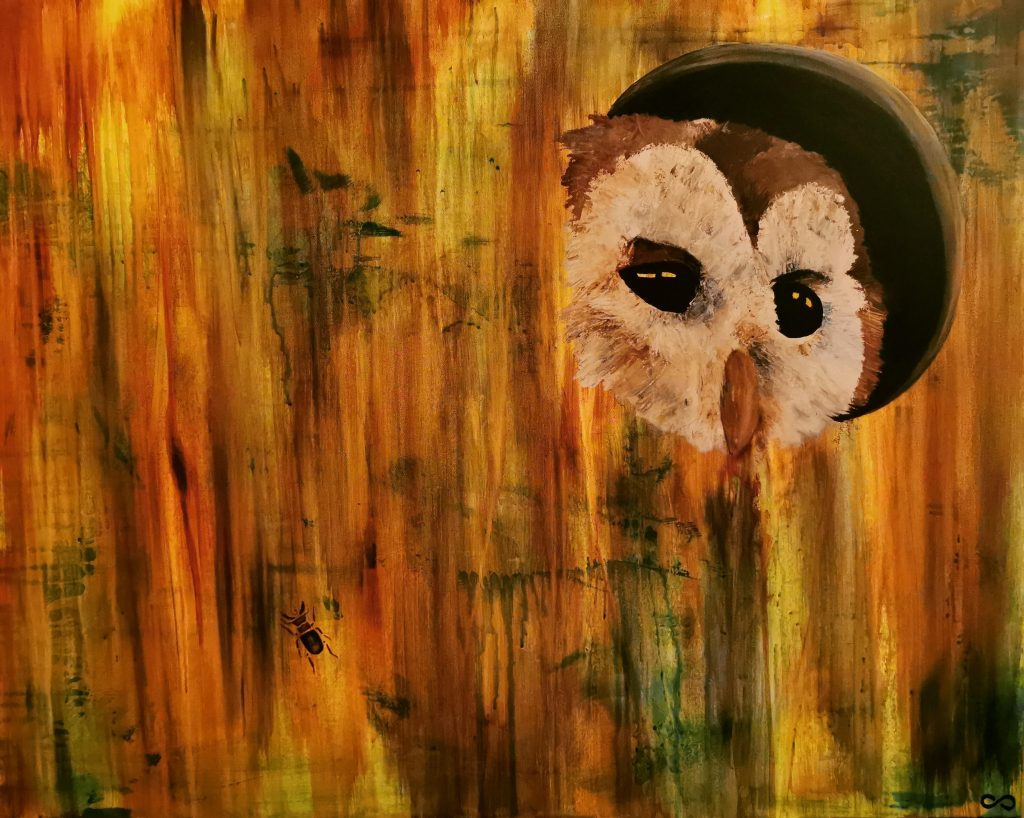 Owl you doin'?